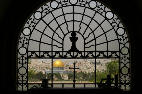 Jerusalem - View From Gethsemane